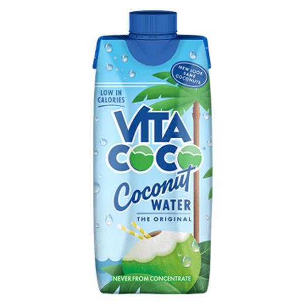 VITA COCO NATURAL COCONUT WATER 12x330ml