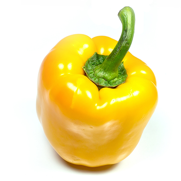 FRESH YELLOW CAPS ( PEPPERS ) 5kg NOM