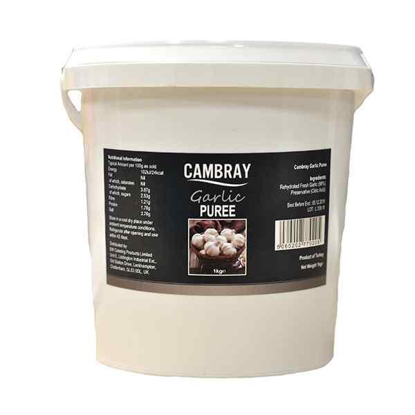 CAMBRAY GARLIC PUREE 1kg