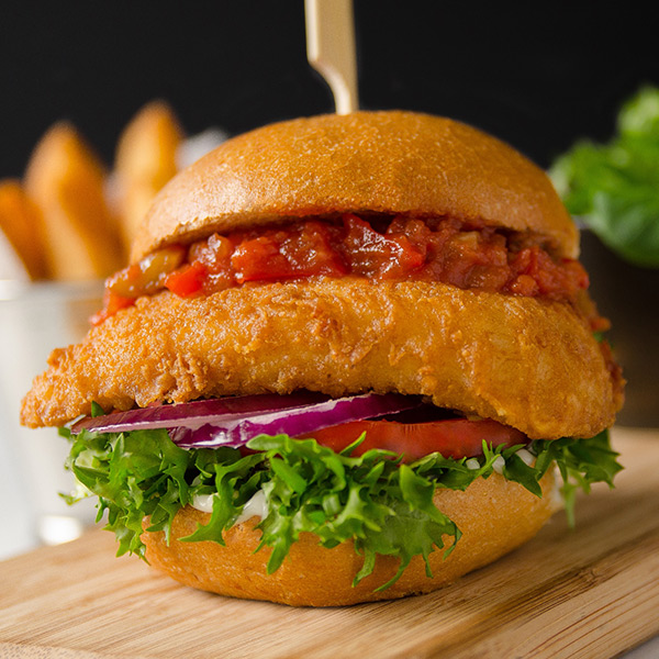 CARISMA AMERICAN STYLE CHICKEN FILLET 24x90g