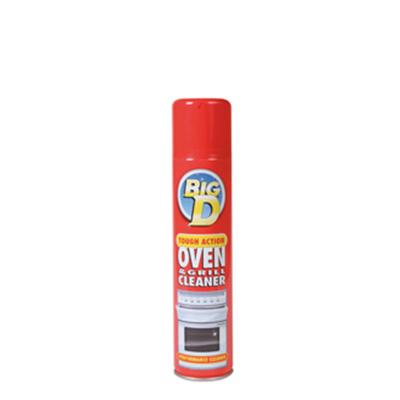 BIG D OVEN CLEANER SPRAY  6x300ml