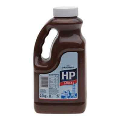 HP BROWN SAUCE 2 x 2.3 kg