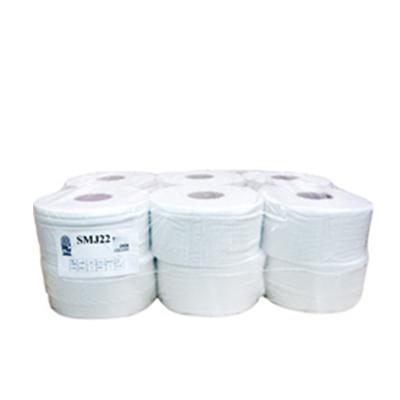 MINI JUMBO 2 PLY TOILET ROLLS  12x150m SMALL CORE  JT02