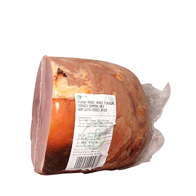 HONEY ROAST ( GAMMON ) HAM  2.8 -3.kg (NOM)