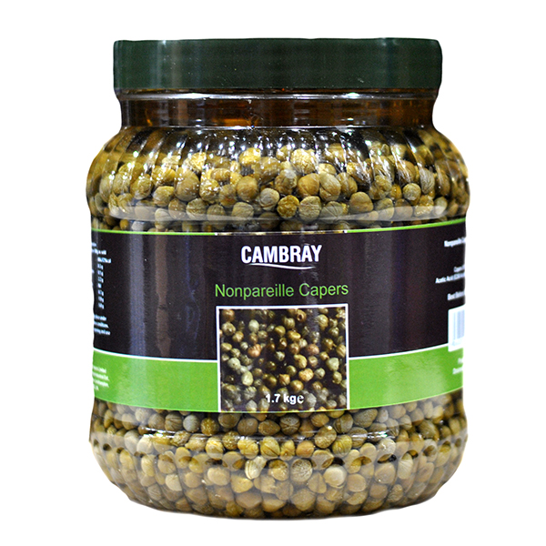 CAMBRAY CAPERS NONPARAEIL (5-7mm) 1.7 kg