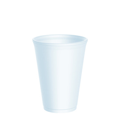 12oz HOT CUPS (DART)  1x1000 (12LX12) Suitable lids are -  GIA036 & GIA060 & GIA038