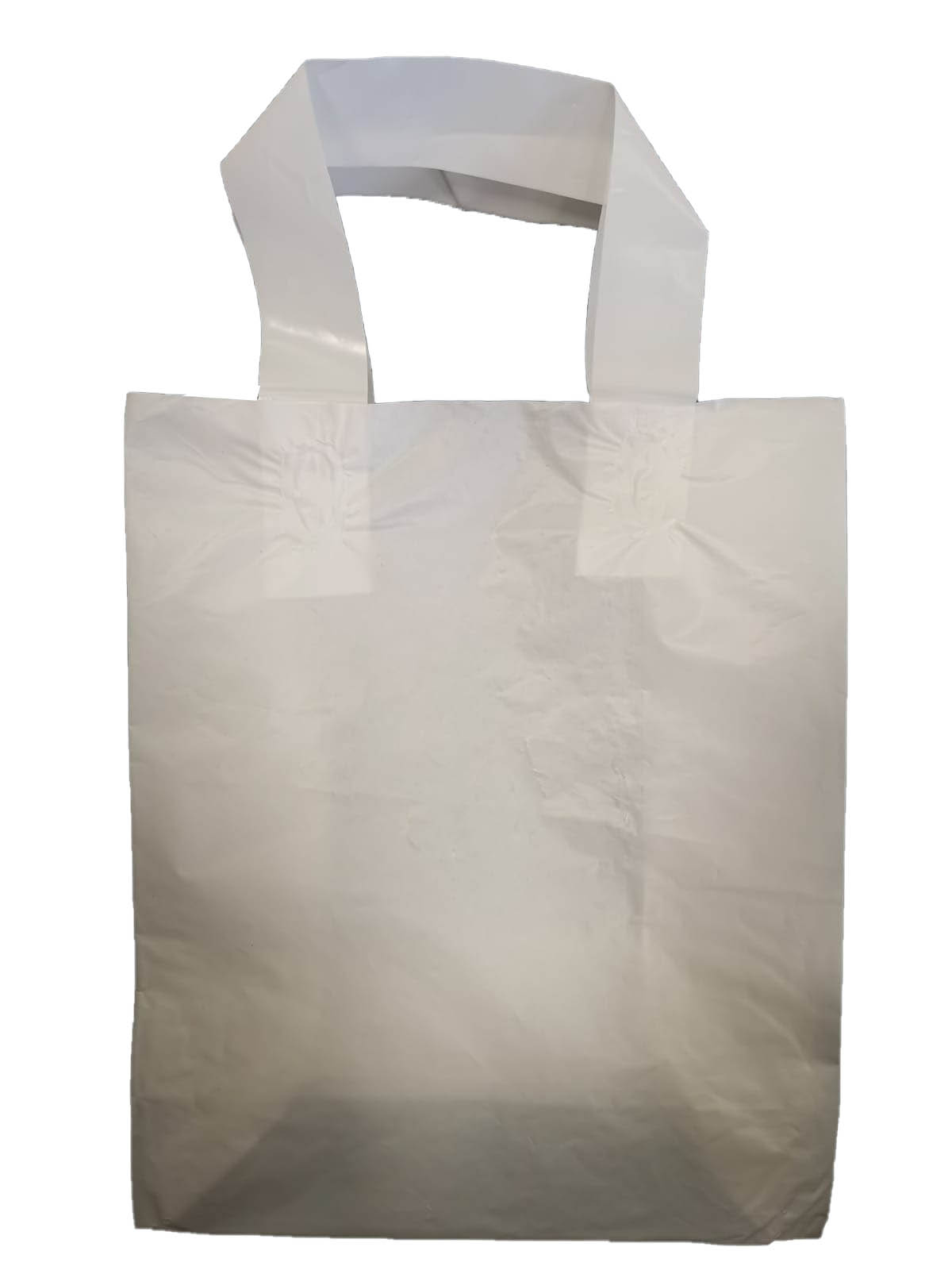 LARGE FLEXI LOOP HANDLE WHITE CARRIERS 1x250
