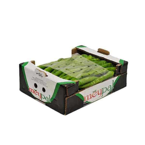 FRESH ITALIAN GREEN POINTED PEPPER 3kg Sivri biber