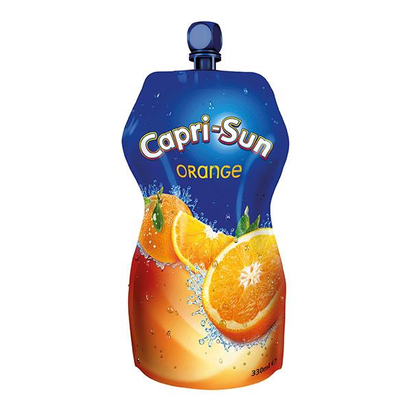 CAPRI - SUN ORANGE  15x330ml