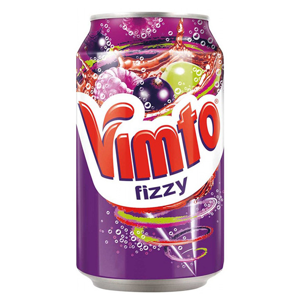 VIMTO FIZZY CANS  24x330ml