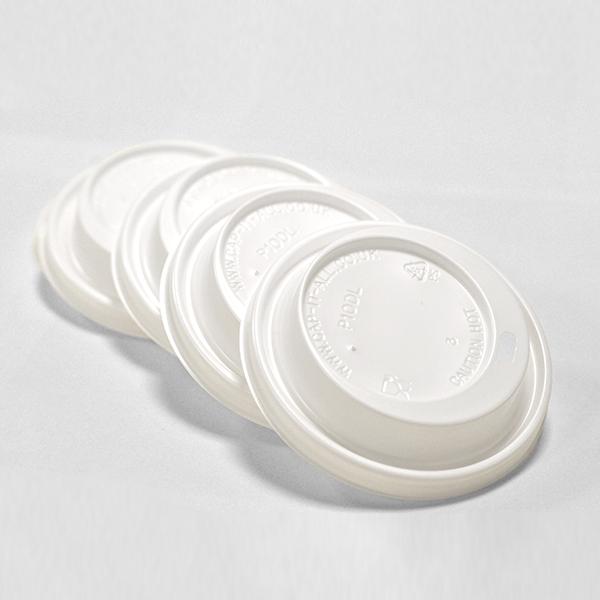 ( SEDA ) WHITE DOMED LIDS(10 -12-16)  1x1000