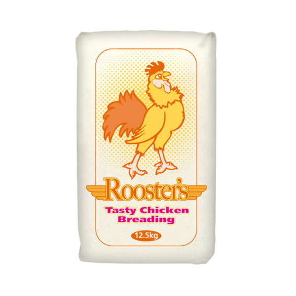 ROOSTERS TASTY BREADING  1x12.5kg