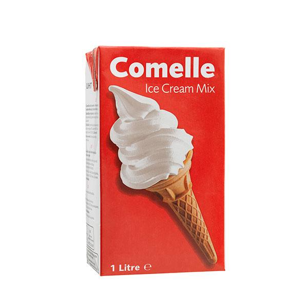 COMELLE ICE CREAM MIX  12x1lt