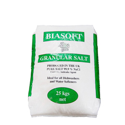 DISHWASHER GRANULAR SALT (HYDROSOFT)  1x25kg