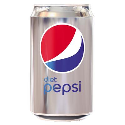 PEPSI DIET CANS (GB)  24x330ml
