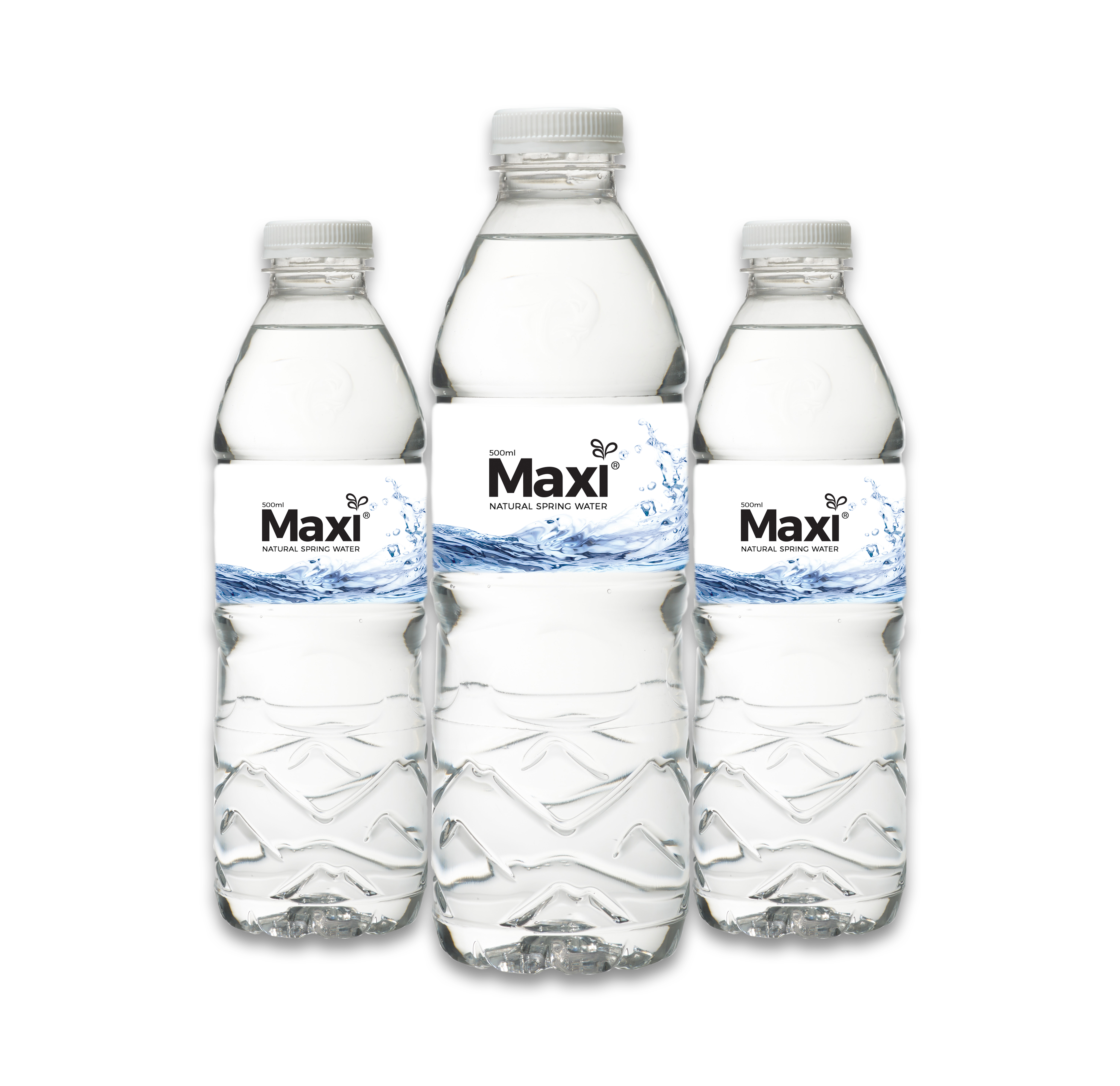 MAXI BRAND SPRING STILL WATER 24x500ML