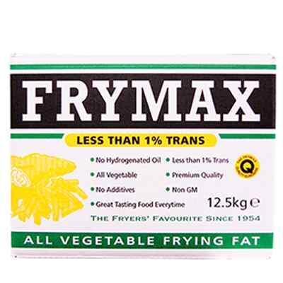 FRYMAX PALM OIL  1x12.5kg