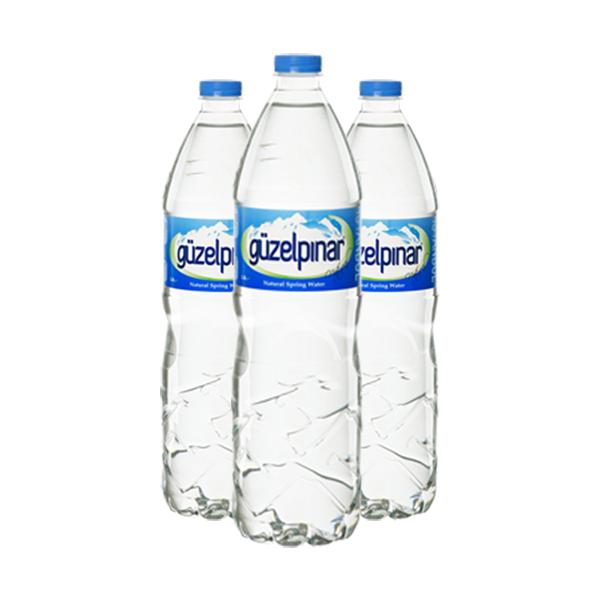 GUZELPINAR NATURAL SPRING WATER 6x1.5lt