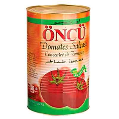 ONCU TOMATO PUREE ( SALCA )  4.3kg