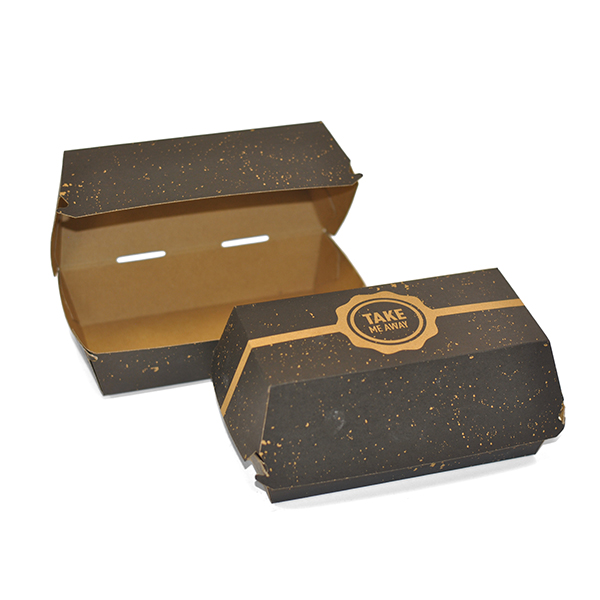 VINTAGE KSSK MEDIUM  FOOD  BOXES 1x320 L 175mm  x D 90mm x H 90mm