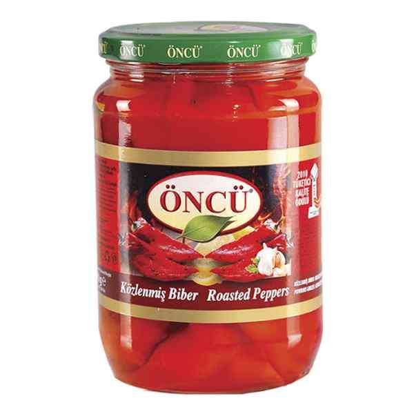 ONCU ROASTED RED PEPPER 12x680cc