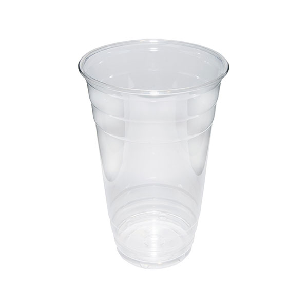 GO PACK 12oz CLEAR SMOOTHIE PET CUPS 1x1000