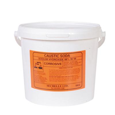 CAUSTIC SODA  PEARL 2x5kg CASE