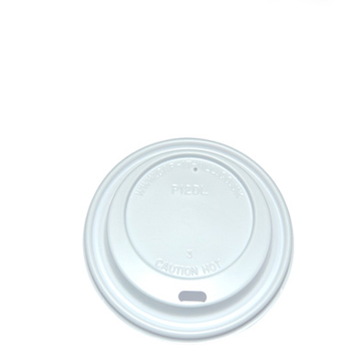 WHITE CAPUCCINO LIDS FOR 12oz (12EL)  1x1000 Suitable lids are -  GIA032 & GIA033