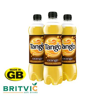 PET TANGO ORANGE BOTTLES (GB) 24x500ml