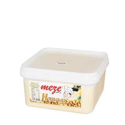 MEZE HOUMOUS ( HUMUS )  1x2kg