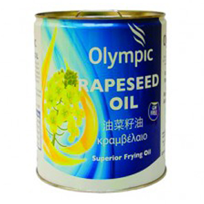 RAPESEED OIL EXT. LIFE OLYMPIC 20L ( TIN )