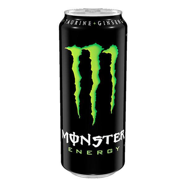 MONSTER ENERGY (CAN)  12x500ml