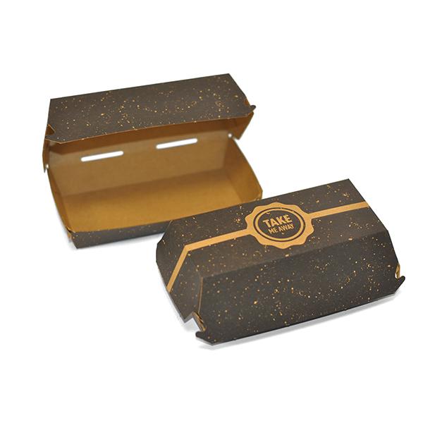 VINTAGE KSSK SMALL  FOOD  BOXES 1x400 L 140mm  x D 70mm x H 58mm