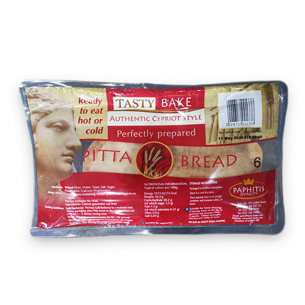 SINGLE PACK LONG LIFE SMALL CYPRIOT PITTA 1x6