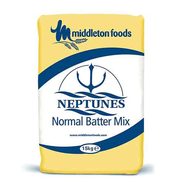 NEPTUNES NORMAL BATTERMIX  1x15kg