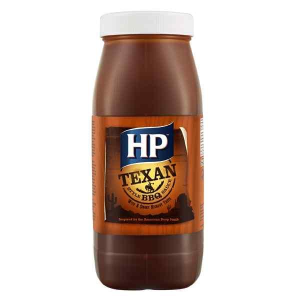 HP TEXAN STYLE BBQ SAUCE 1x2.15lt SINGLE BOTTLE
