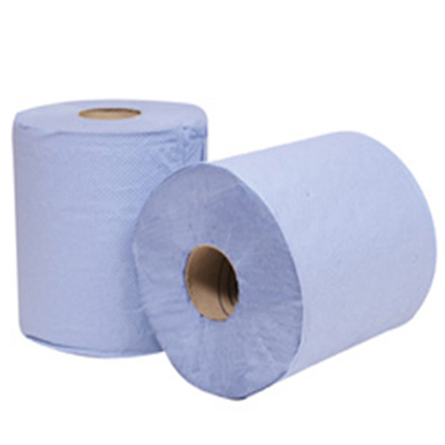 CENTRFEED 2PLY BLUE ROLL 1x6 180x260mm-78m-300