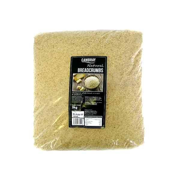 CAMBRAY NATURAL  BREADCRUMBS  3kg