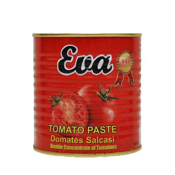 EVA TOMATO PASTE ( SALCA  PUREE ) 12x800g