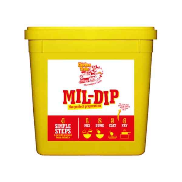 SOUTHERN FRIED MILLDIP  1x2kg