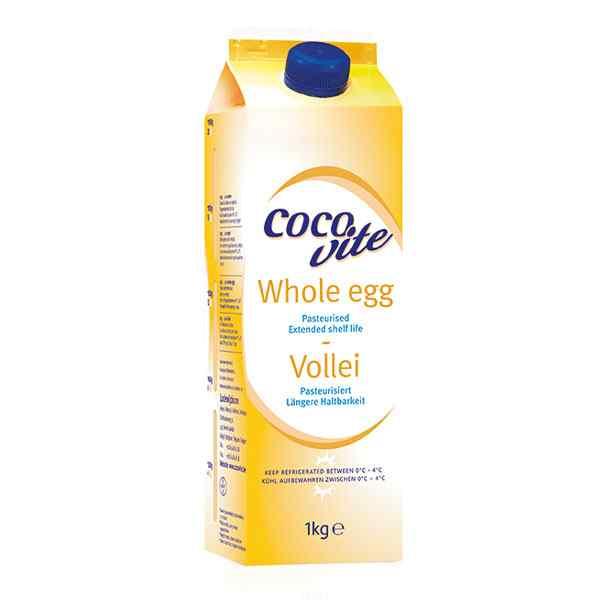 COCOVITE LIQUID WHOLE  EGG  1x1kg