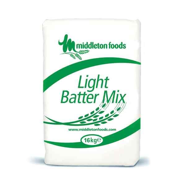 MIDDLETON BATTERMIX LIGHT  1x16kg