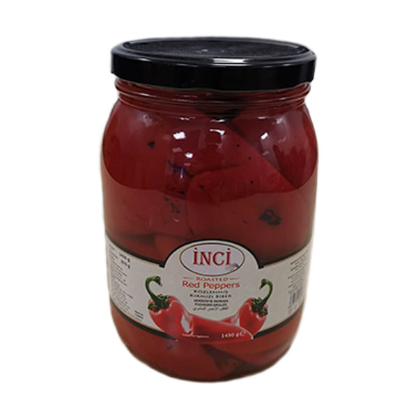 RETAIL ONCU ROASTED RED PEPPER 1x680cc