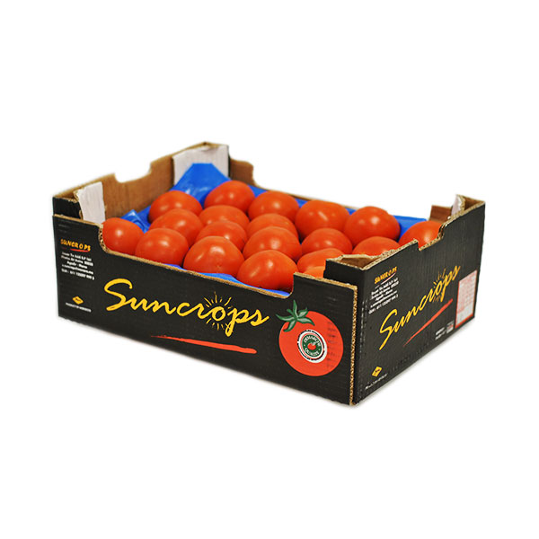 FRESH  LOOSE TOMATOES (G size) 67-82mm 5/6kg (G size)