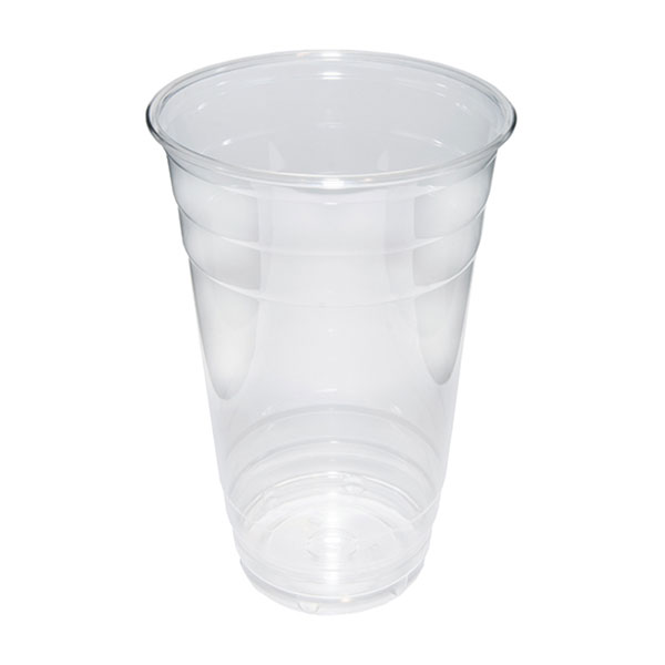 GO PACK 16oz PET CLEAR SMOOTHIE CUPS 1x1000