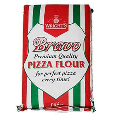 BRAVO PIZZA FLOUR  1x16kg