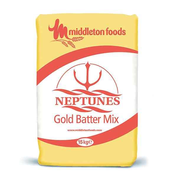 NEPTUNES GOLD BATTERMIX  1x15kg