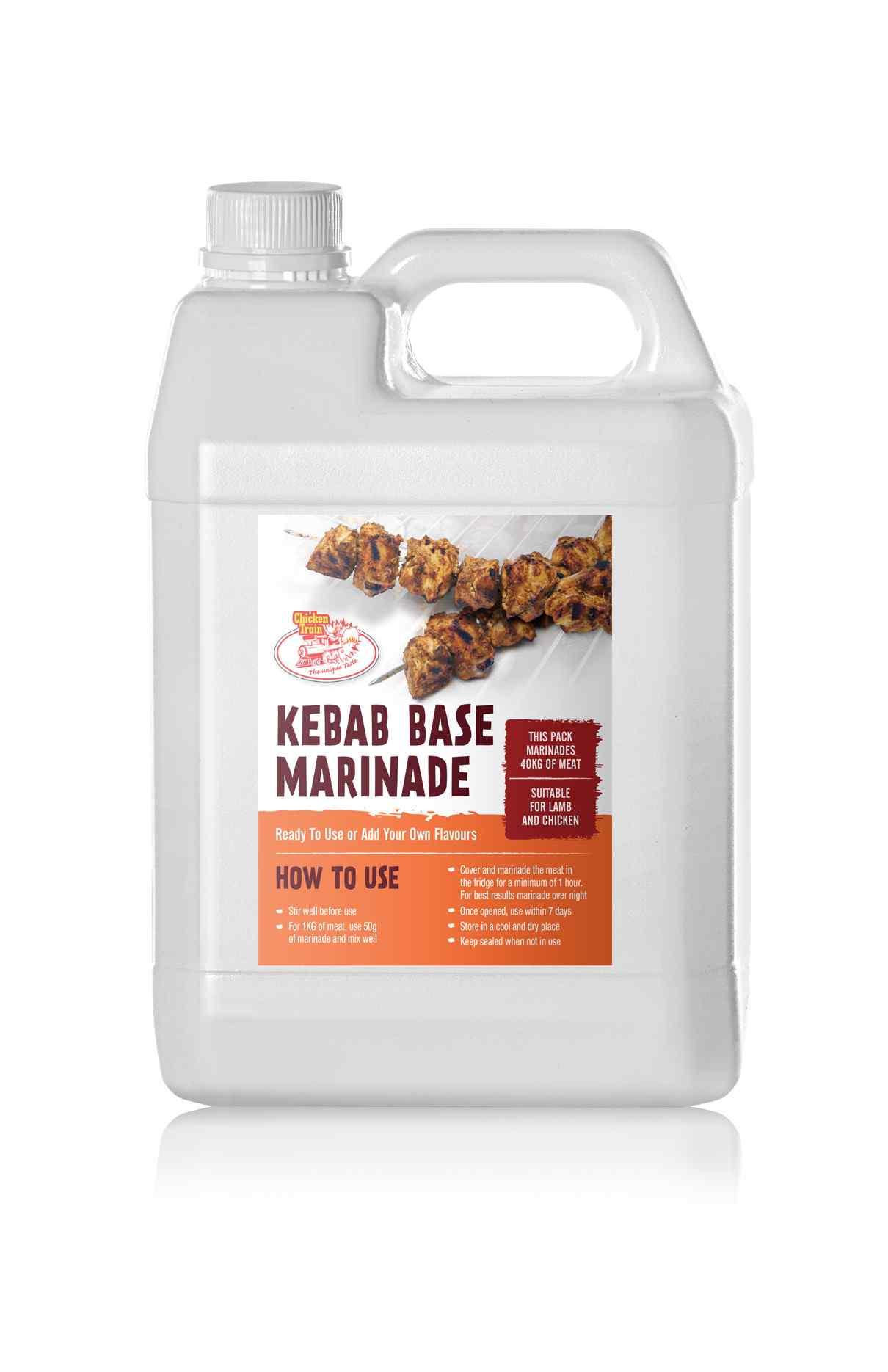 CHICKEN TRAIN KEBAB MARINADE 2kg