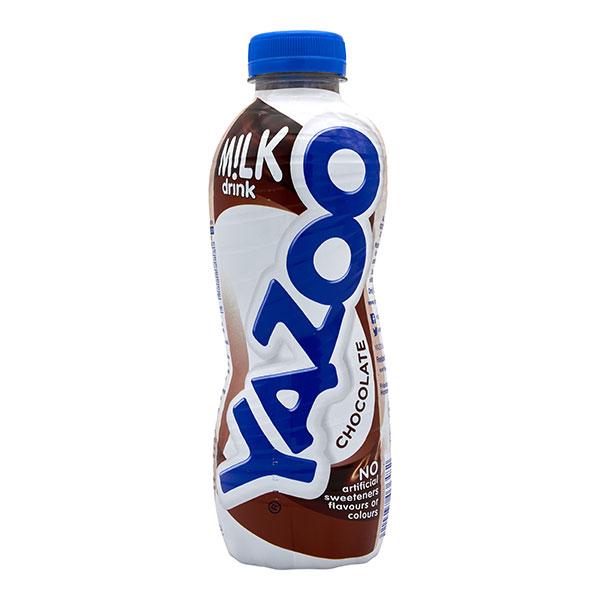 YAZOO CHOCOLATE MILK SHAKE  10 x 400ml
