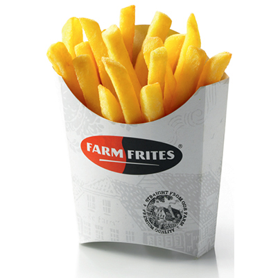 FARMFRITES JULIENNE 7mm CHIPS 5x2.5kg PRODUCT CODE :173.014